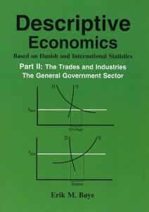 Descriptive Economics, part II