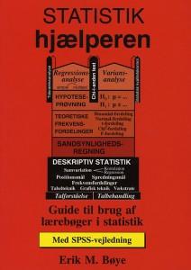 Forside_Statistik-hjælperen med SPSS-vejledning